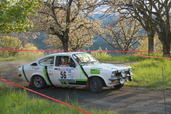 Rallye du Dauphiné 2016 2ème avec Quentin Taus