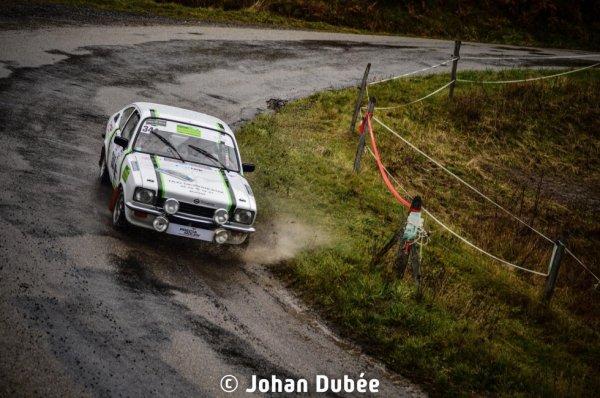 Rallye VHRS de l'Ardéche 2016