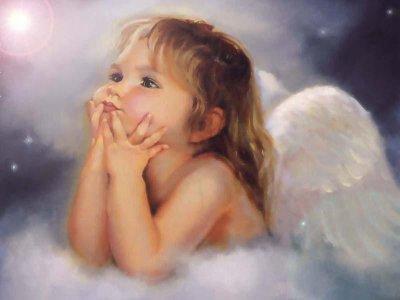 Chloé tu nous mankes... Petite ange..