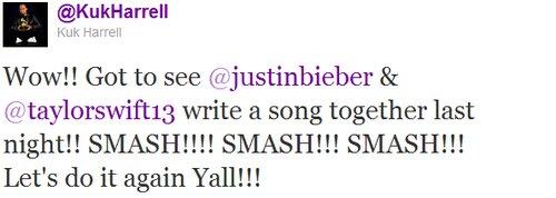 ♥ Un duo Taylor S & Justin?
