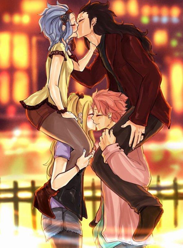 kiss fairy