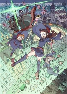 Little Witch Academia : Mahou Shikake no Parade