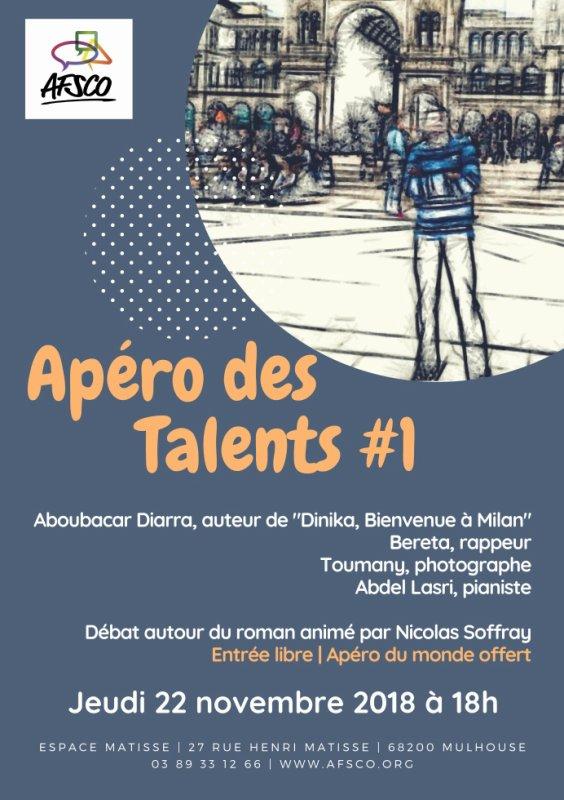 Apéro des Talents