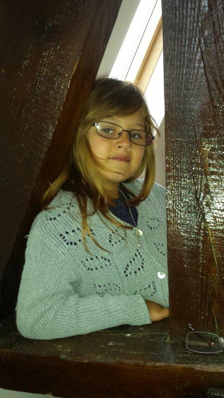 Ma fille déjà 7 ans