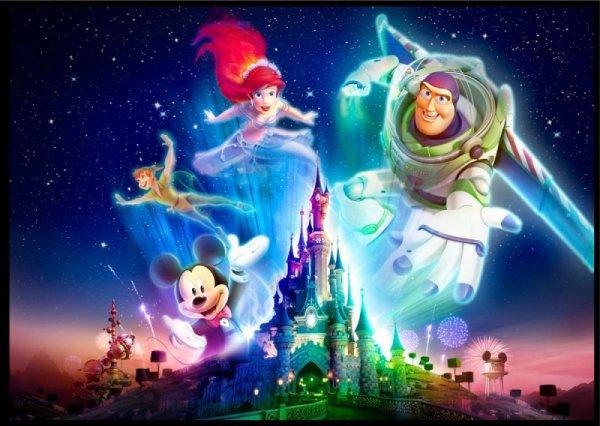 BIENVENUE VERSION 12 DU BLOG ( VERSION 20° anniversaire Disneyland Paris )