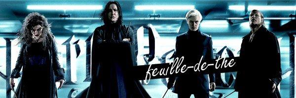 Répertoire Harry Potter