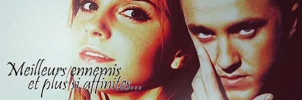 Fiction-couple-Dramione - Meilleurs ennemis, et plus si affinités