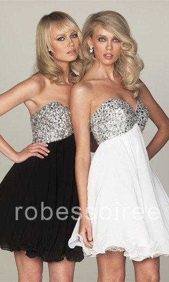 La noire ou La blanche ?!!