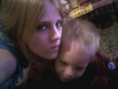 mon fils le number 1 d mn coeur!!!!
