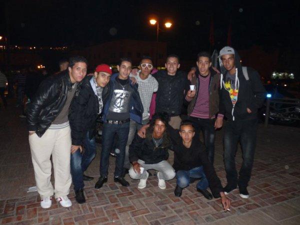 Fiin D' ànnée Marrakech  (  Hort Zonne )