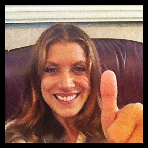 Kate pendant le tournage de PPP saison 6 :) ♥