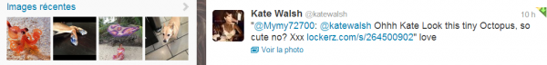 Woot Woot moi cest Kate que j'aime :) ♥