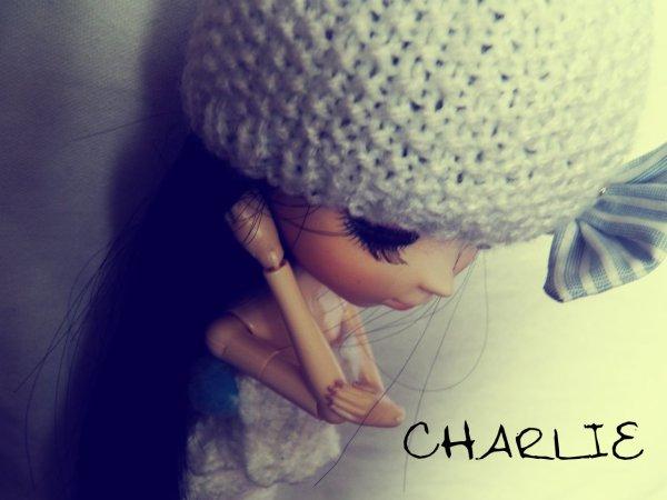Charlie, ma deuxième doll♥