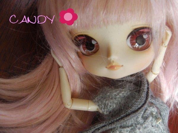 Candy, ma troisième doll♥