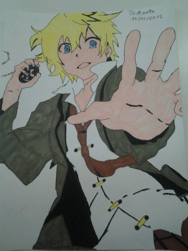 Un dessin de Misa