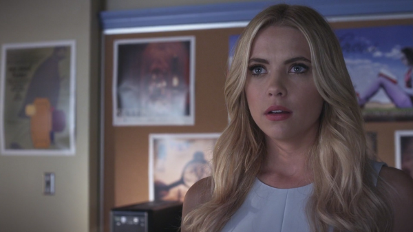 Hanna Marin PLL (Ashley Benson