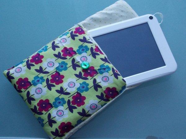 Voici quelques nouveautés  : une housse de tablette