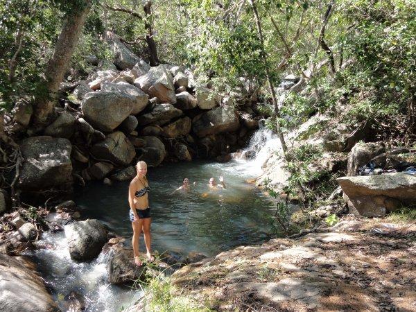erholsames Naturbad