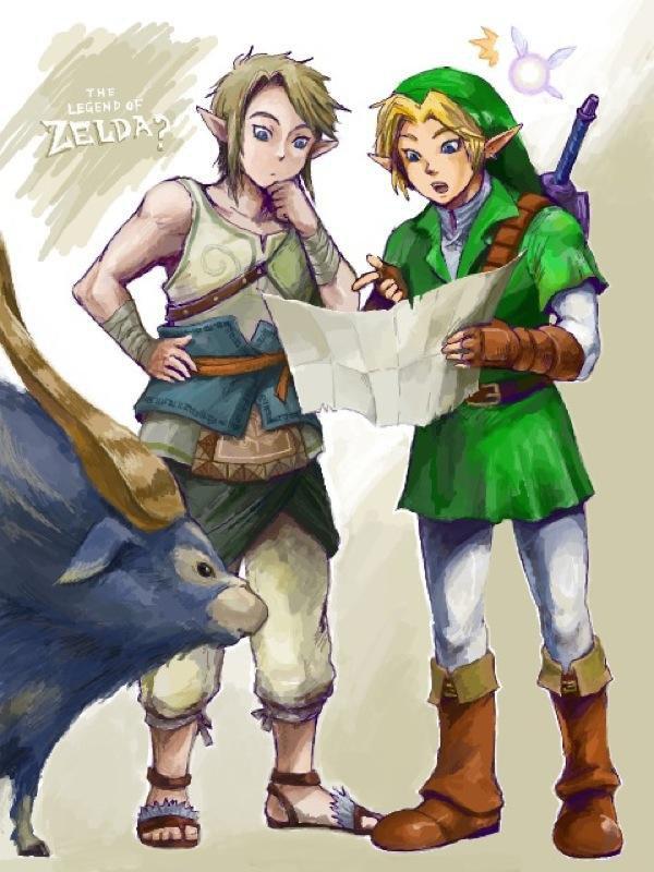 Les Link perdu