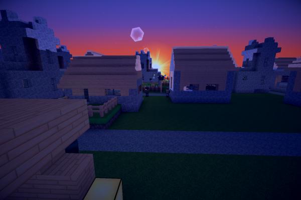 Un peut de mod sur Minecraft