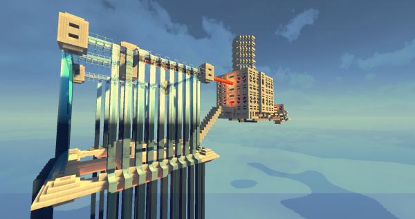 Quelques jolie screen mon Minecraft