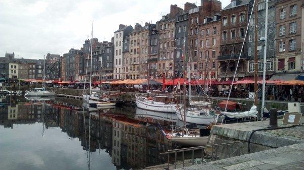 Petit voyage en Normandie