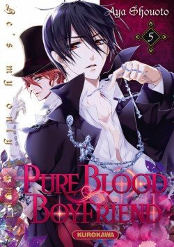 Pure blood boyfriend : He's my only vampire,