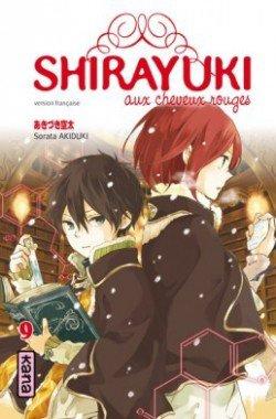 shirayuki au cheveux rouge tome suite