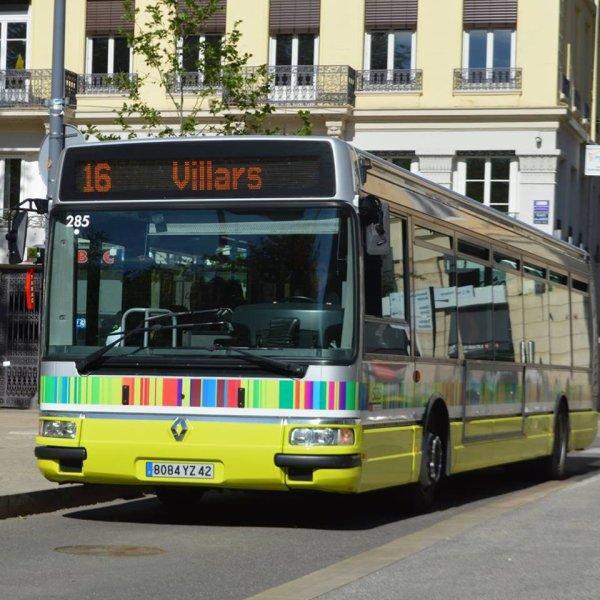 Iris bus AGORA ( FRANCE )