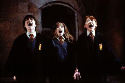 Harry Potter until the very end