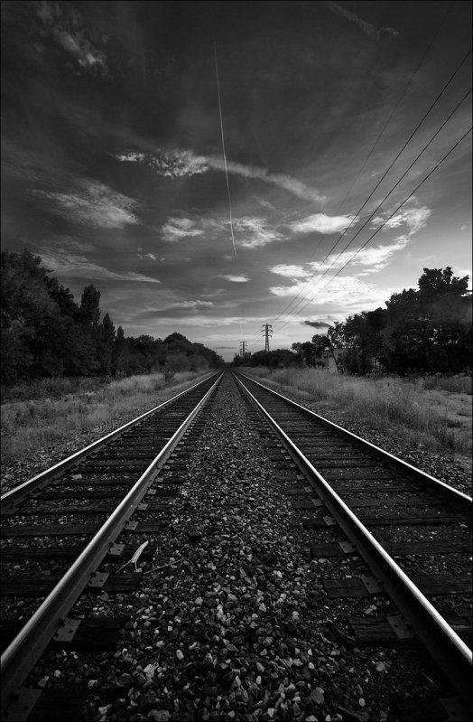 Un jour je partirais, & c'est promis, jamais je ne reviendrais..