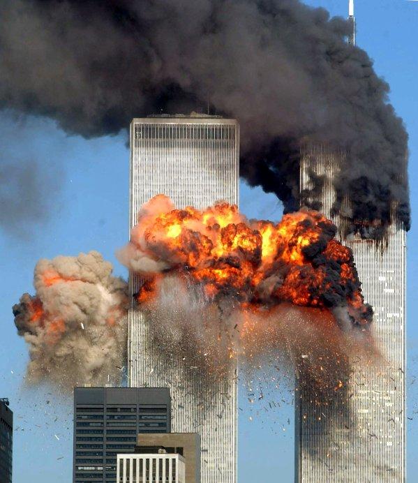 Les coincidences du 11 septembre 2001