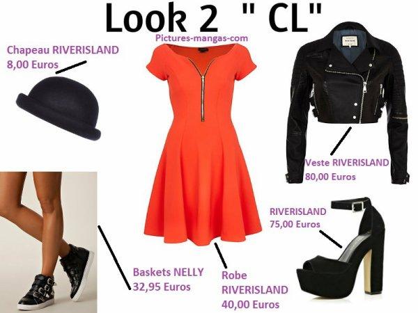 """Look 2 """" CL"""" (2NE1)"""