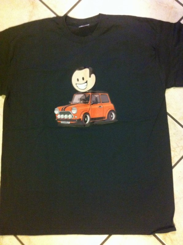 t-shirt by kurt602