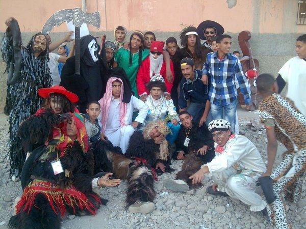 karnaval agadir 2011