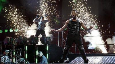 Jeudi 24 mars : Usher