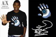 Samedi 16 avril : Usher est la nouvelle éfigie de NewLook !