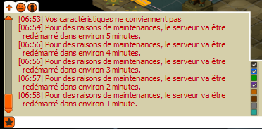 En attente de la fin de maintenance...