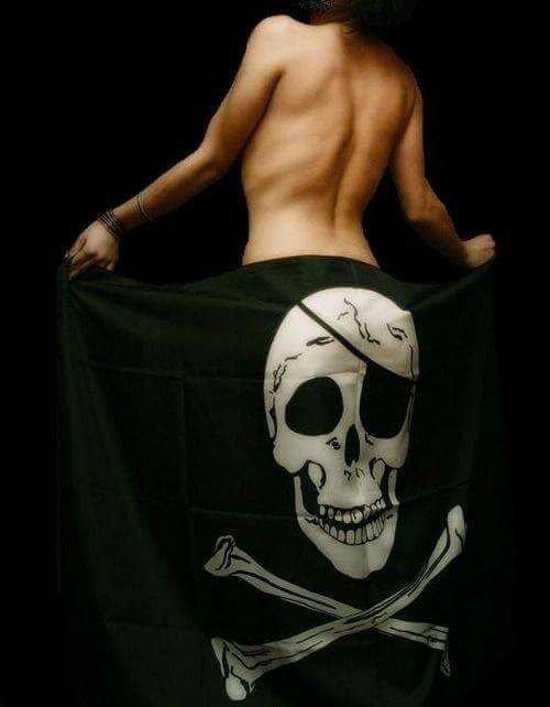 le drapeau noir n'as j'amer èté aussi bien porter