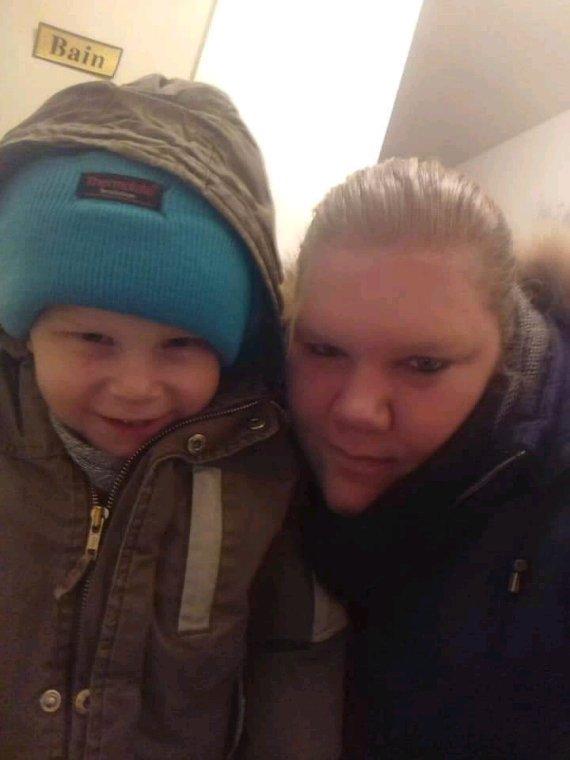 Mon fils et moi mon fils 29 mois