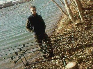 Mon homme et la pêche