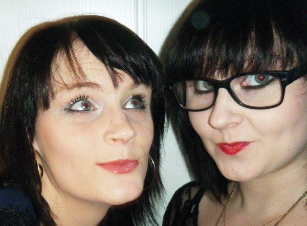 ma couzine ma soeur a la fois et ma meilleur amie a la fois aussi