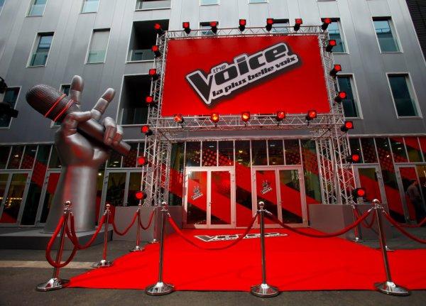 Info via Facebook: The Voice : la plus belle voix