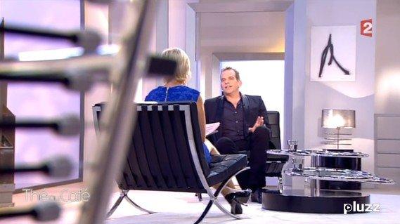 garou dans l 39 mission th ou caf le 13 10 2012 garou rhythm and blues. Black Bedroom Furniture Sets. Home Design Ideas