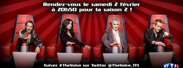 The Voice 2 : Le virus du buzzer va encore frapper !