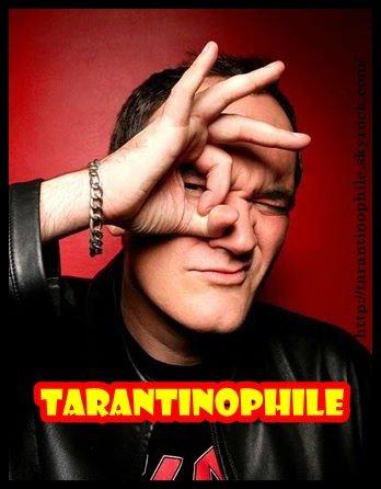 """Deviens ; """" TaranTinoPhile """" et colle-l'affiches du blog sur un T-Shirt  pour montrer que tu est accroc a TaranTino....."""