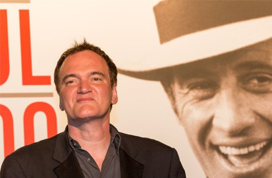Quentin Tarantino : « Jean-Paul Belmondo représente la supercoolitude »