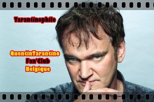 Tarantino, homme cinéma