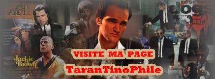 "Deviens Fan' de TaranTino , Tu seras un Vrai ""  TaranTinoPhile ""..."