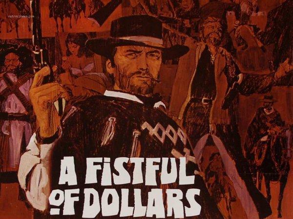Cannes 2014 : film de clôture - Pour une poignée de dollars présenté par Tarantino